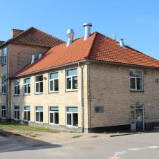 Skolerne i Køge, indretning af arbejdspladser